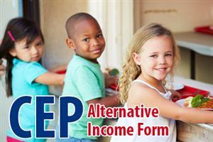 CEP Alternative Income Form